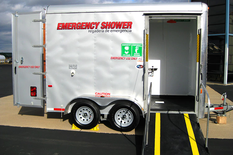 watch stall comfort trailer hqdefault restrooms portable combo shower series